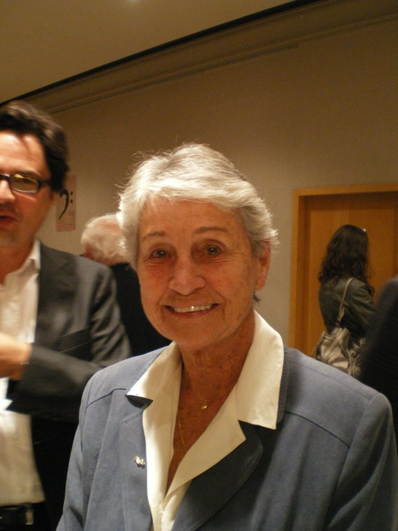 A lovely lady who had attended Lipatti's recital